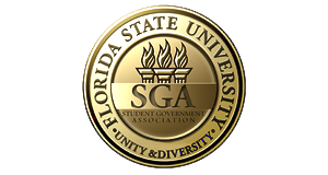 Florida State University Student Government Association Logo